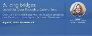 August 18: End-of-Life Care Through a Cultural Lens